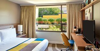 波特兰扎格斯酒店 - 波特兰 - 睡房
