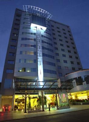 广场里尔套房酒店 - 罗萨里奥 - 建筑