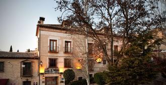 Ei格列柯斯考特尔酒店 - 托莱多 - 建筑