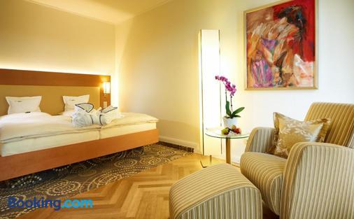 胡格尔别墅酒店 - 特里尔 - 睡房