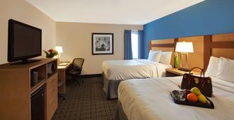 加拿大多伦多最具价值旅馆 - 多伦多 - 睡房