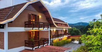 玛特苏博瑞酒店 - 坎波斯杜若尔当 - 建筑