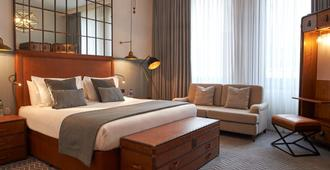 曼切斯特皇宫酒店 - 曼彻斯特 - 睡房