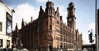 曼切斯特皇宫酒店 - 曼彻斯特 - 浴室
