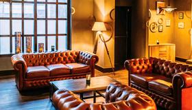 诺富特利兹中心酒店 - 利兹 - 客厅