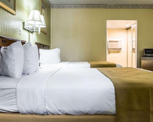 机场 - 邮轮港口品质酒店 - 坦帕 - 睡房