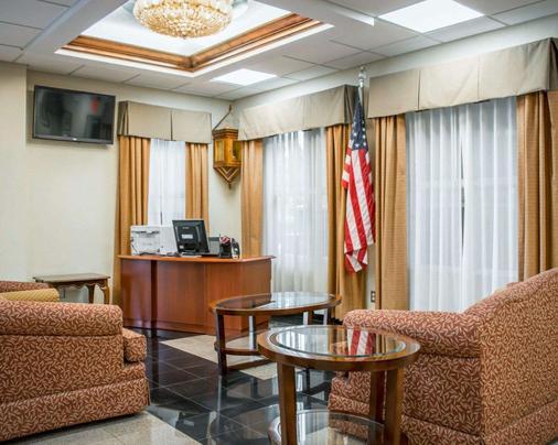 机场 - 邮轮港口品质酒店 - 坦帕 - 商务中心
