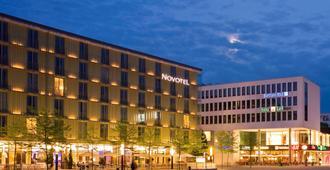 慕尼黑会展中心诺富特酒店 - 慕尼黑 - 建筑