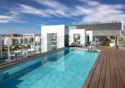 马拉加巴塞罗酒店 - 马拉加 - 游泳池