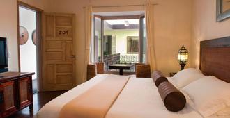 德尔门圣米格尔德阿连德酒店 - 圣米格尔-德阿连德 - 睡房