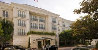 比佛利山庄半岛酒店 - 洛杉矶 - 建筑