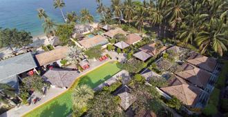 达灵岩日落海滩温泉度假酒店 - 苏梅岛 - 户外景观