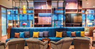 慕尼黑 NYX 里昂纳多酒店 - 慕尼黑 - 休息厅