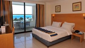 米娜酒店 - 亚喀巴 - 睡房