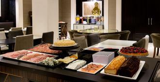 巴塞罗那abba巴尔莫勒尔酒店 - 巴塞罗那 - 餐馆