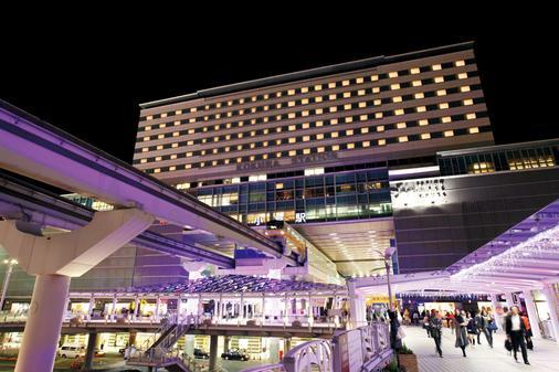 小仓站酒店 - 北九州市 - 建筑