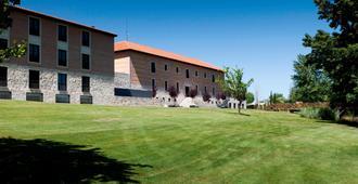 圣安娜帕拉西奥生活方式万豪ac酒店 - 巴利亚多利德 - 建筑
