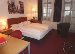 哥伦布酒店 - 不来梅港 - 睡房