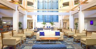 杰克逊维尔河岸步道南岸酒店 - 杰克逊维尔 - 休息厅