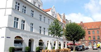 史威林霍夫酒店 - 施特拉尔松 - 建筑