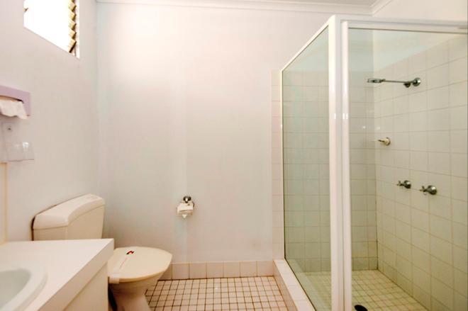 麦凯中间城市汽车旅馆 - 麦凯 - 浴室