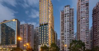 香港旺角智选假日酒店 - 香港 - 建筑
