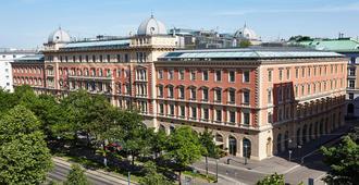 维也纳汉森凯宾斯基宫酒店 - 维也纳 - 户外景观