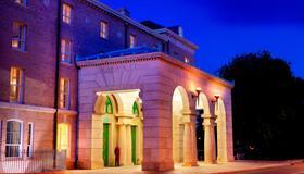 德维尔大学阿姆斯酒店 - 剑桥 - 建筑