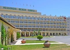 迈森海滩酒店 - 科孚 - 建筑