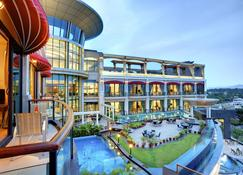 邦潘切库拉昌迪加尔美景欢迎酒店 - ITC 成员酒店集团 - 昌迪加尔 - 建筑