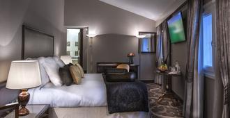 里昂佛罗伦萨别墅酒店 - 里昂 - 睡房