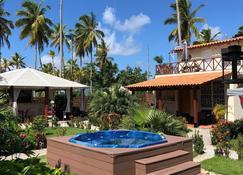 21 棕榈酒店 - 山美纳 - 游泳池