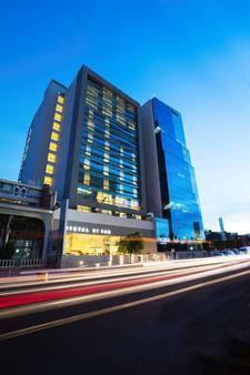 瓜达拉哈拉克里斯塔尔城市酒店 - 瓜达拉哈拉 - 建筑