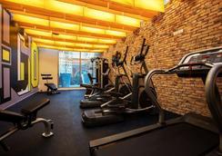 瓜达拉哈拉克里斯塔尔城市酒店 - 瓜达拉哈拉 - 健身房
