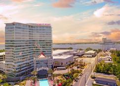 斯卡尔洛特珍珠赌场度假酒店 - 比洛克西 - 建筑
