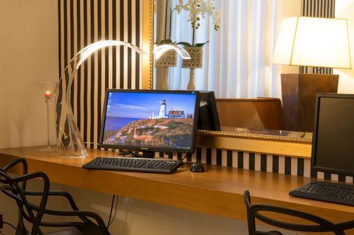 德拉佩斯酒店 - 佛罗伦萨 - 商务中心