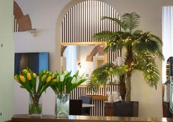 德拉佩斯酒店 - 佛罗伦萨 - 大厅
