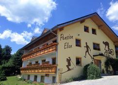 潘森酒店 - 巴伐利亚艾森施泰因 - 建筑