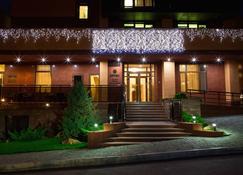 扎格拉瓦酒店 - 第聂伯罗彼得罗斯夫斯克 - 建筑