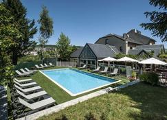 德图尔酒店 - 芒德 - 游泳池