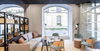 Staycity Aparthotels Bordeaux City Centre - 波尔多 - 休息厅