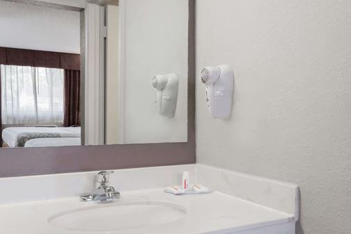 圣奥古斯丁历史中心戴斯酒店 - 圣奥古斯丁 - 浴室