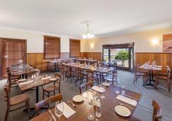 最佳西方奥尔德海洋汽车旅馆 - 瓦南布尔 - 餐馆