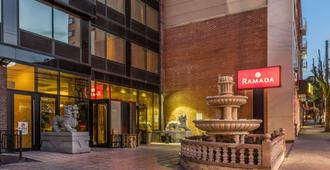 法拉盛华美达皇后酒店 - 皇后区 - 建筑