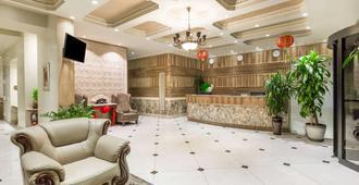 法拉盛华美达皇后酒店 - 皇后区 - 大厅