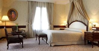 坎迪多酒店 - 塞哥维亚 - 睡房