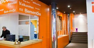 马德里佳利昂G3公寓酒店 - 马德里 - 柜台