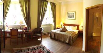 克罗斯特阿卡登酒店 - 班贝格 - 睡房