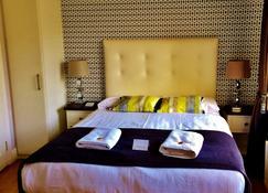 高威亚比小屋宾馆 - 戈尔韦 - 睡房