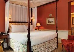 伦敦皇家公园酒店 - 伦敦 - 睡房